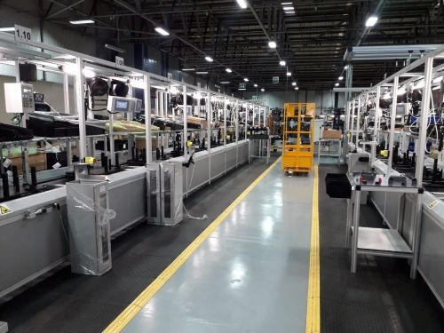 robotic-assembly-line-automation